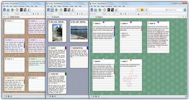 Software per scrivere libri for Che programma usare per scrivere un libro
