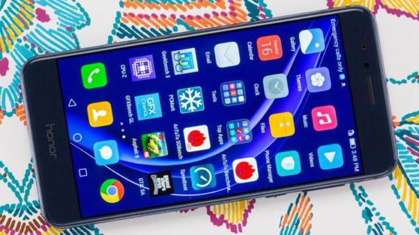 Come fare Hard Reset Huawei Honor 8