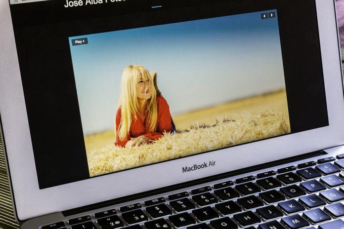 Come ridimensionare foto con Mac