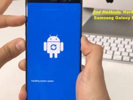 Come ripristinare Samsung Galaxy Note 8