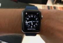 Come aggiornare il firmware di Apple Watch