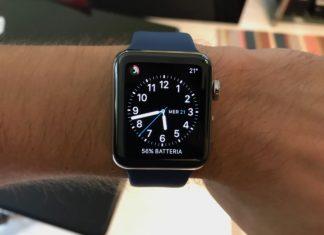 Come aggiornare il firmware di Apple Watch