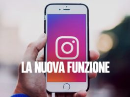 Come inserire link storie Instagram