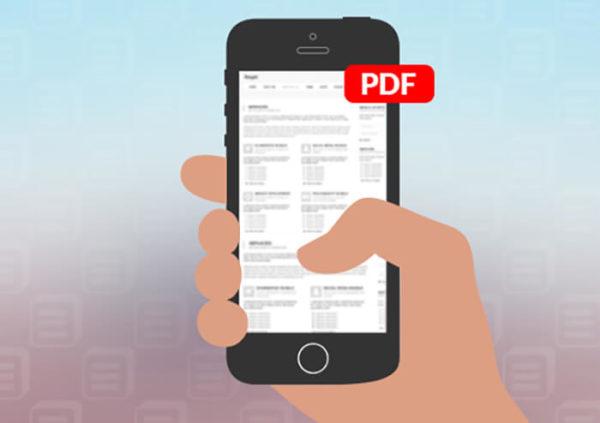 Come firmare PDF con iPhone